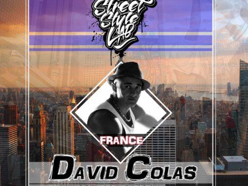 David Colas